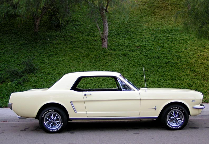 Ford Com Mustang >> 65 MUSTANG COUPE