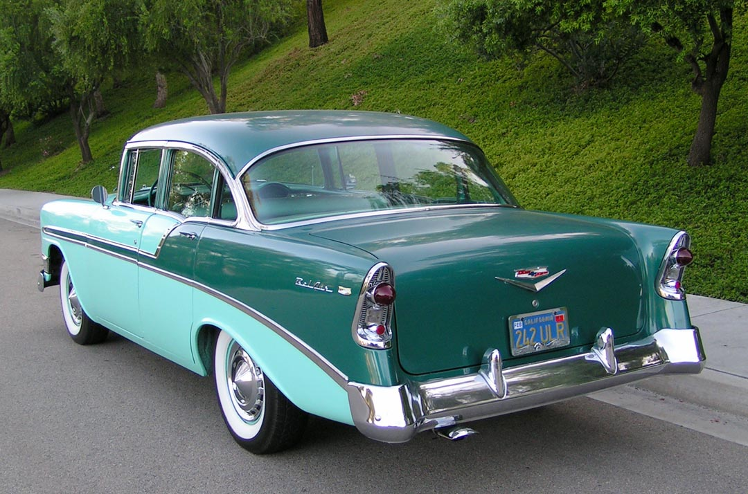 56 CHEVROLET BEL AIR
