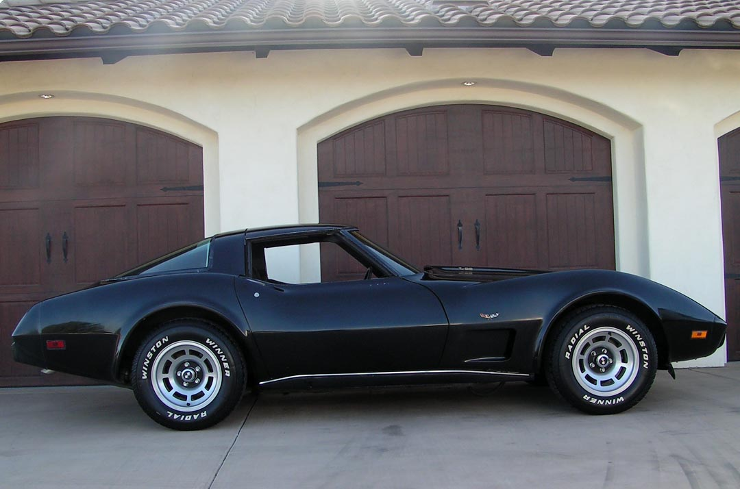 79 corvette submited images