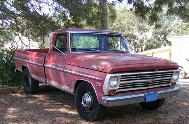 68 ford truck auto parts diagrams